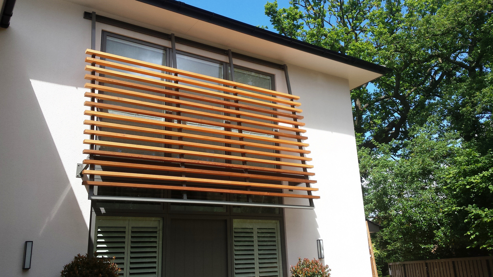 timber brise soleil nationwide louvre company. Black Bedroom Furniture Sets. Home Design Ideas