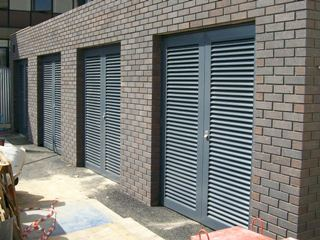 Weather Louvres / Louvred Doors Gallery & Weather Louvres / Louvred Doors Gallery | Nationwide Louvre Company