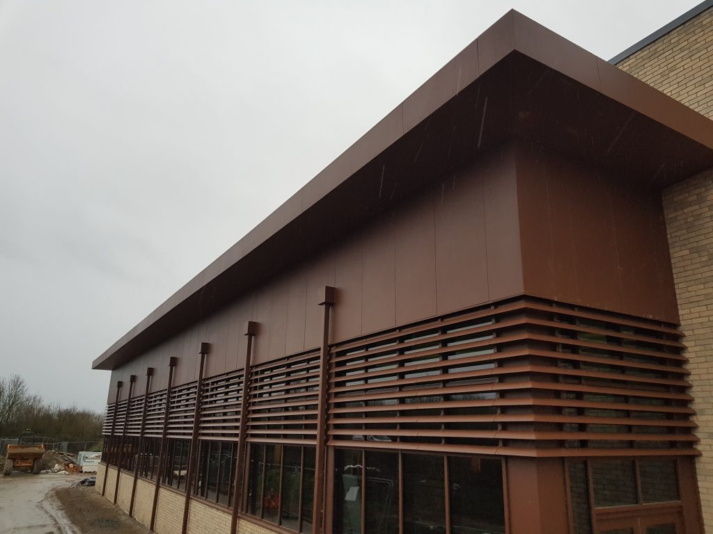 Brise Soleil Nationwide Louvre Company
