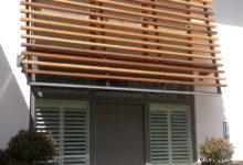 Timber Solar Shading