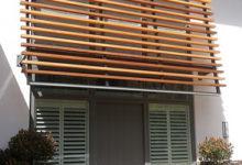 Timber Brise Soleil