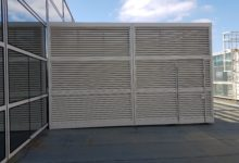 Plant Screening Louvres