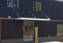 Residential Aluminium Brise Soleil