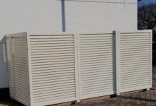 Louver Screen