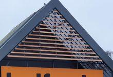 Triangular Brise Soleil